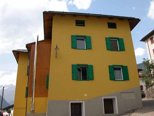 Casa in autogestione vicino a Cogolo di Pejo rif 703