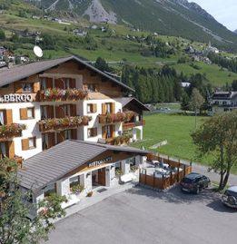 Hotel in Alta Valtellina - Valdidentro