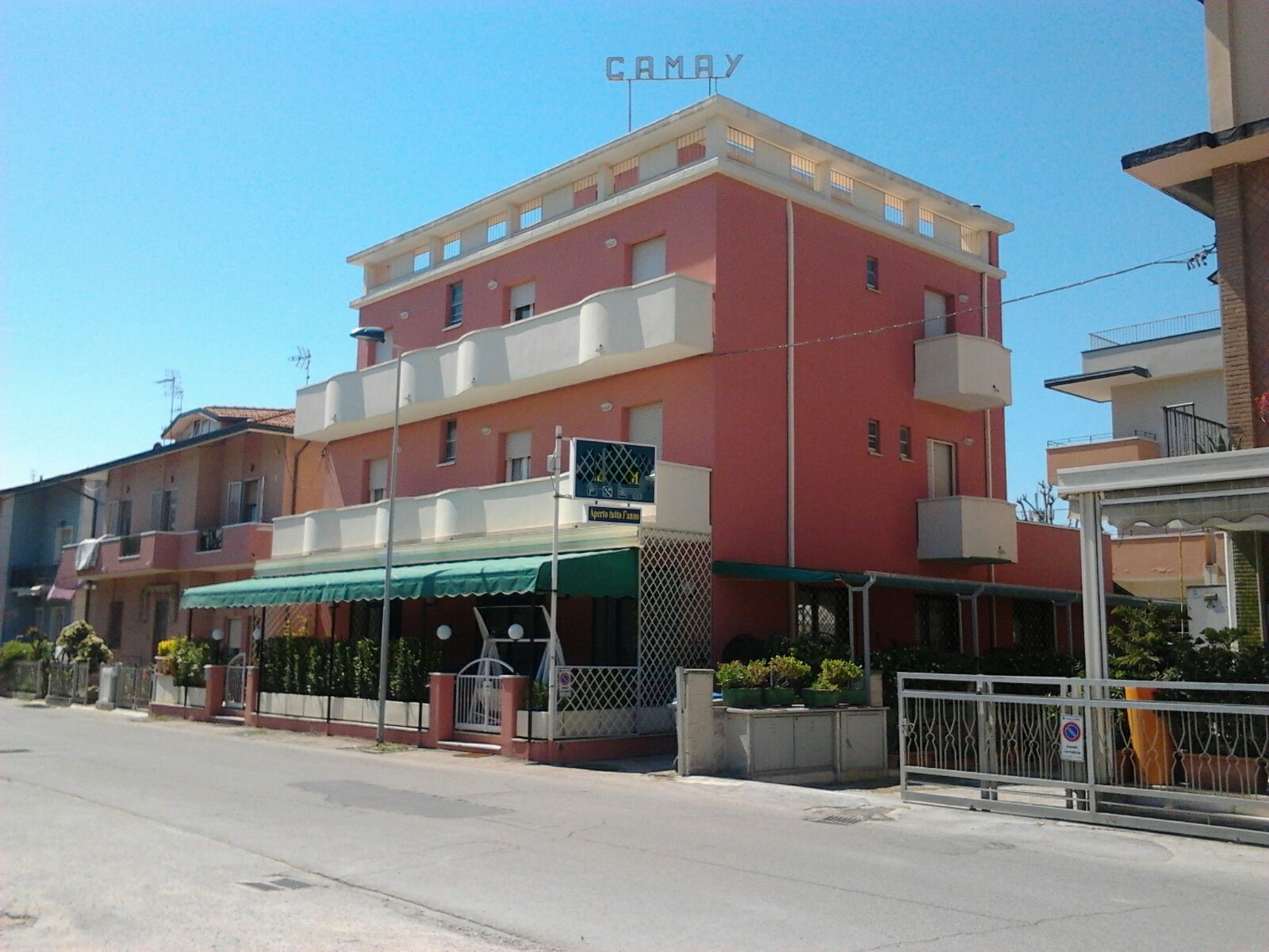 Hotel ** a Viserbella di Rimini rif 953