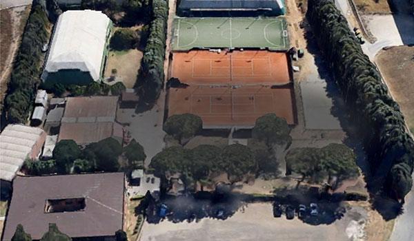 Villaggio sportivo provincia di Siena