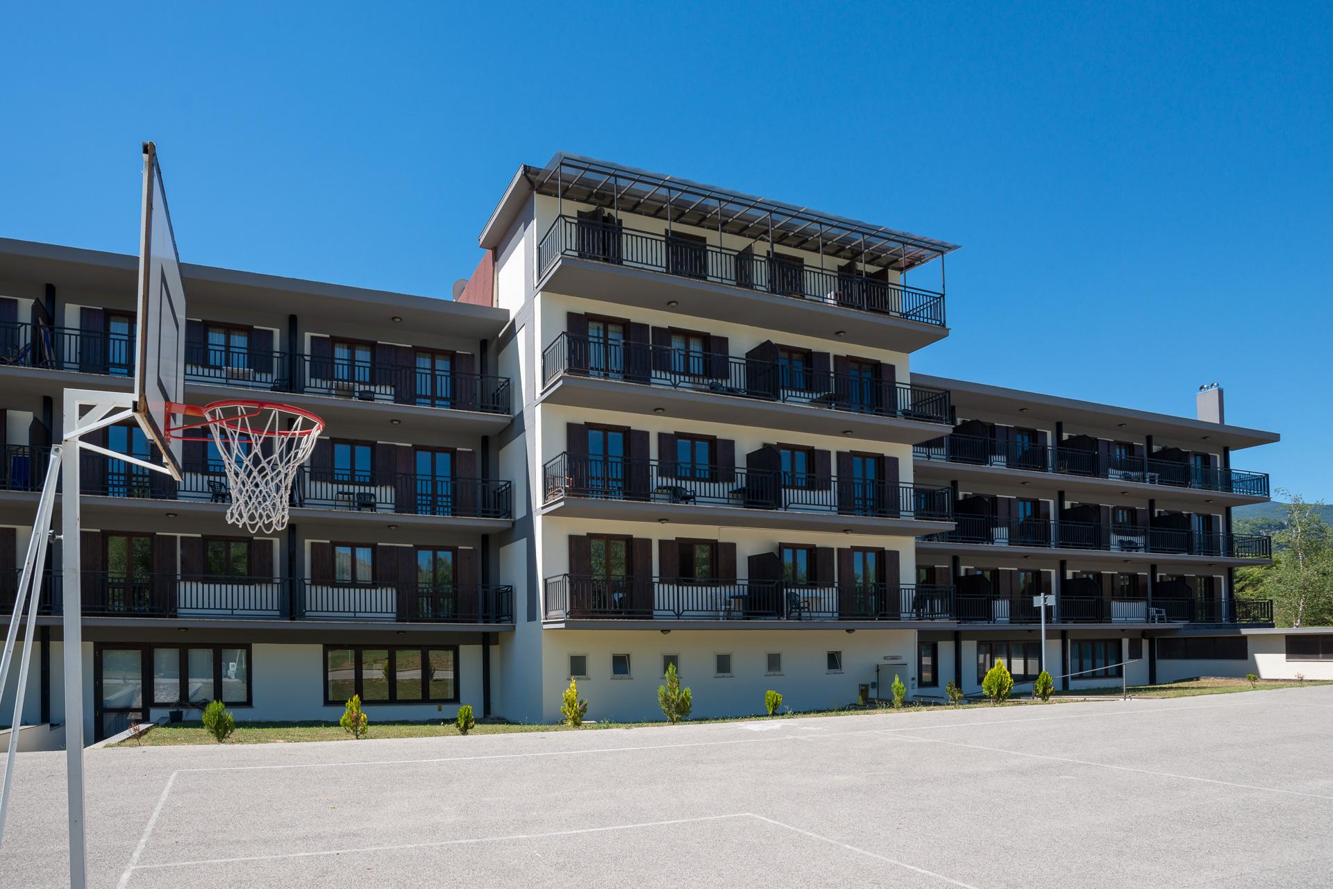 Hotel per gruppi sportivi in Abruzzo Rif 022
