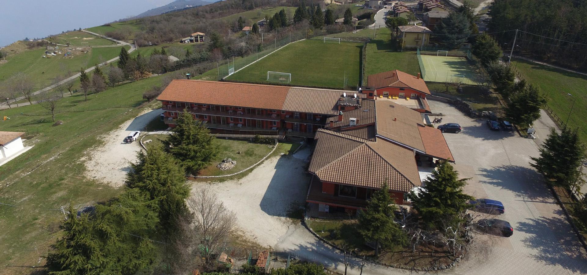 Hotel*** sul lago di Garda rif 020
