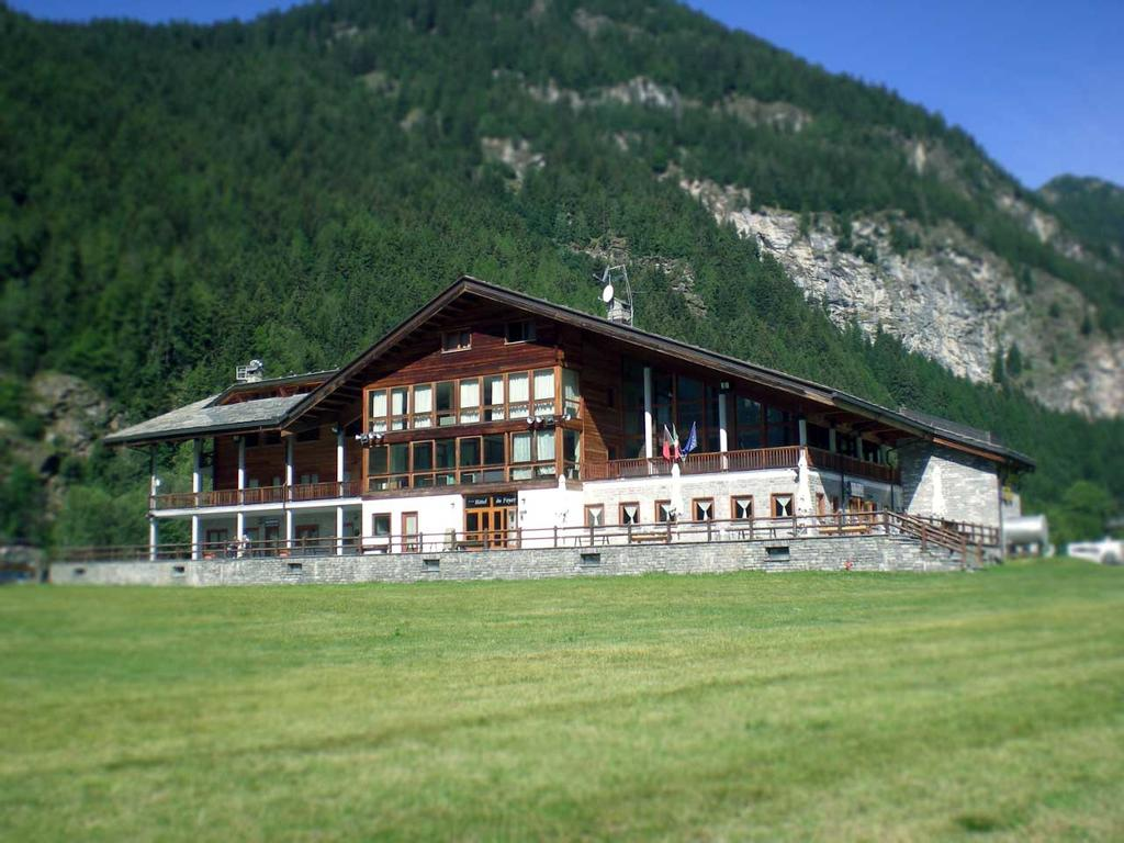 Hotel in val d'Ayas – Brusson rif 729