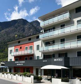 Hotel a Chiavenna