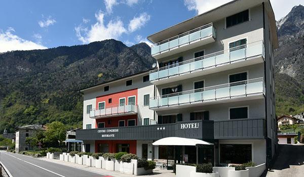 Hotel a Chiavenna rif. 1088