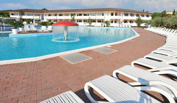 Hotel per gruppi vicino al lago di Garda rif. 1121