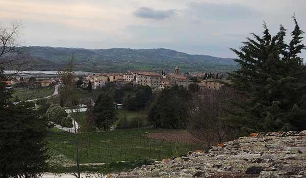 Agriturismo a Nocera Umbra rif. 1091