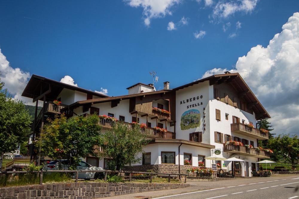 Hotel a Bellamonte rif. 138