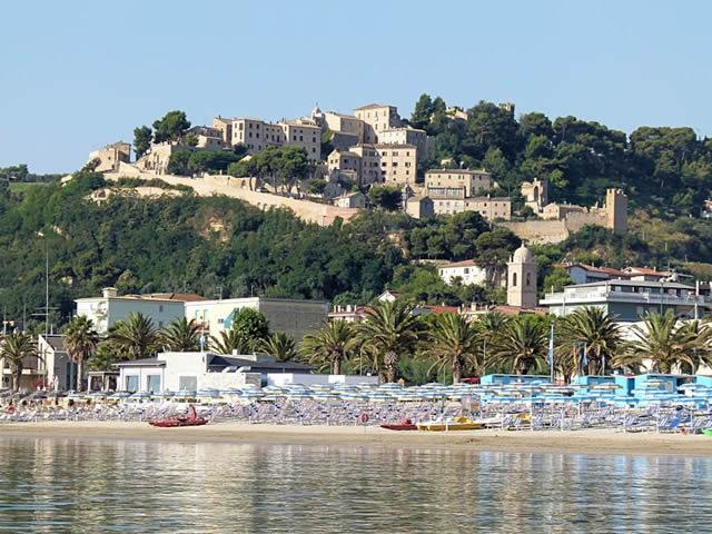Appartamenti vacanze a Cupra Marittima (AP) Rif. 556