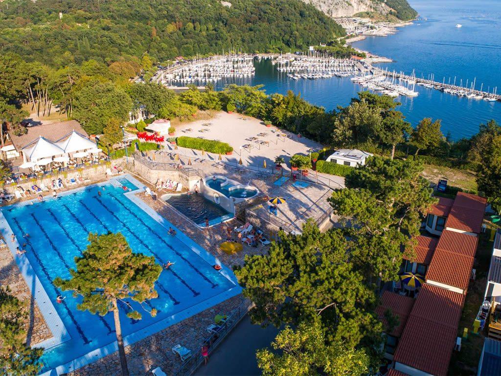 Camping Villaggio nel Golfo di Trieste