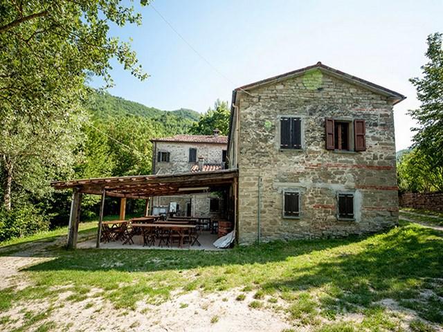 Casa per ferie nell'appennino Tosco-Romagnolo rif 080