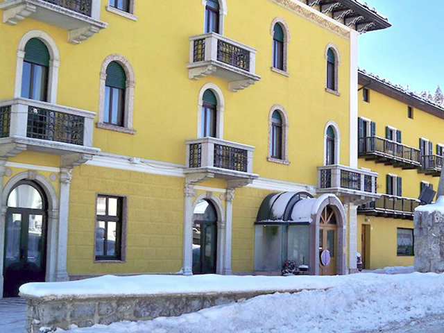 Hotel 4 stelle a Lavarone