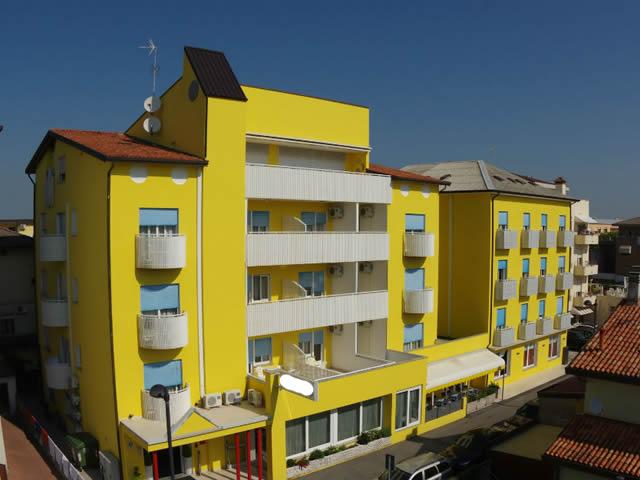 Hotel a Caorle – Venezia rif. 224