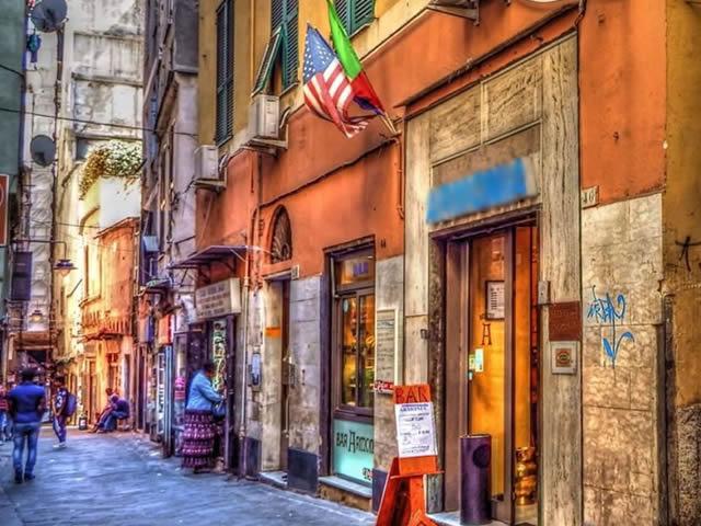 Hotel nel centro storico di Genova rif 993