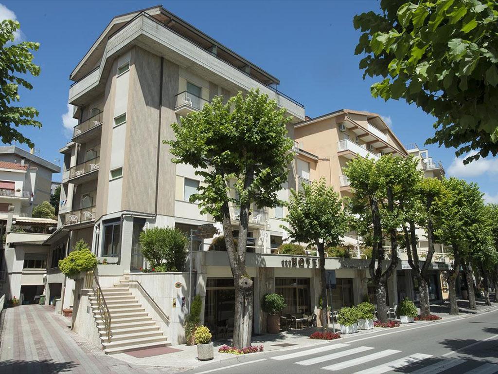 Hotel a Chianciano Terme rif. 1083