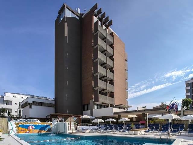 Hotel Tre Stelle a Rimini rif 983