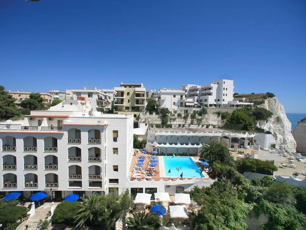Hotel a Vieste Gargano rif. 1062