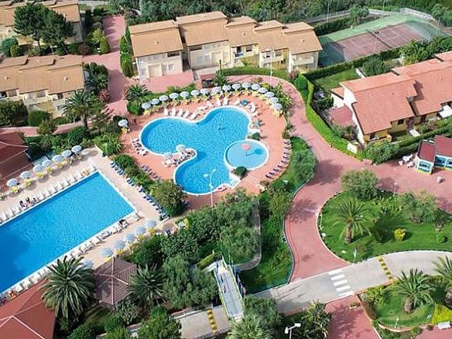 Hotel villaggio a Tropea Rif 044
