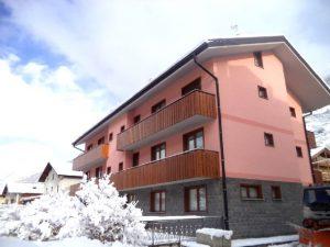 Residence in Valtellina a S. Antonio Valfurva rif. 501