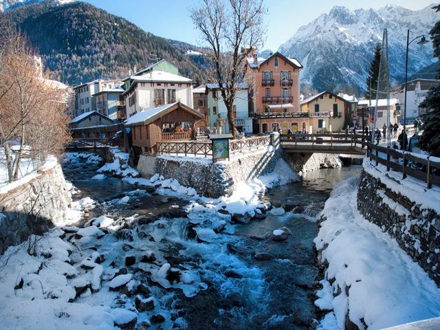 Casa a Ponte di Legno (BS) Rif 857