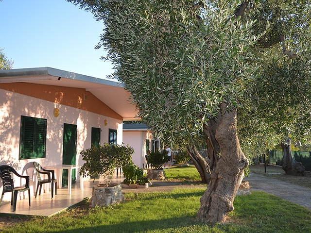 Villaggio vacanze a Rodi Garganico