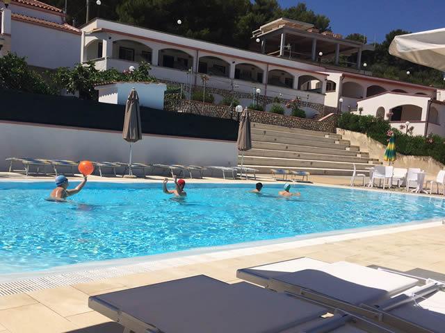 Villaggio vacanze a Vieste-Gargano rif.694