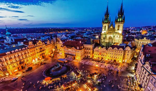 Tour Praga e Monaco di Baviera