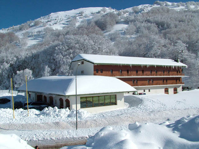 Hotel a Campitello Matese (CB) Rif. 809