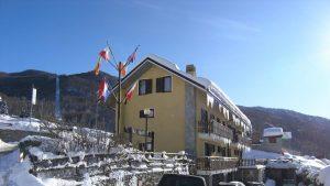 Hotel a Sauze D' Oulx rif 377