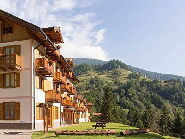 Hotel a Pejo Val di Sole rif.770