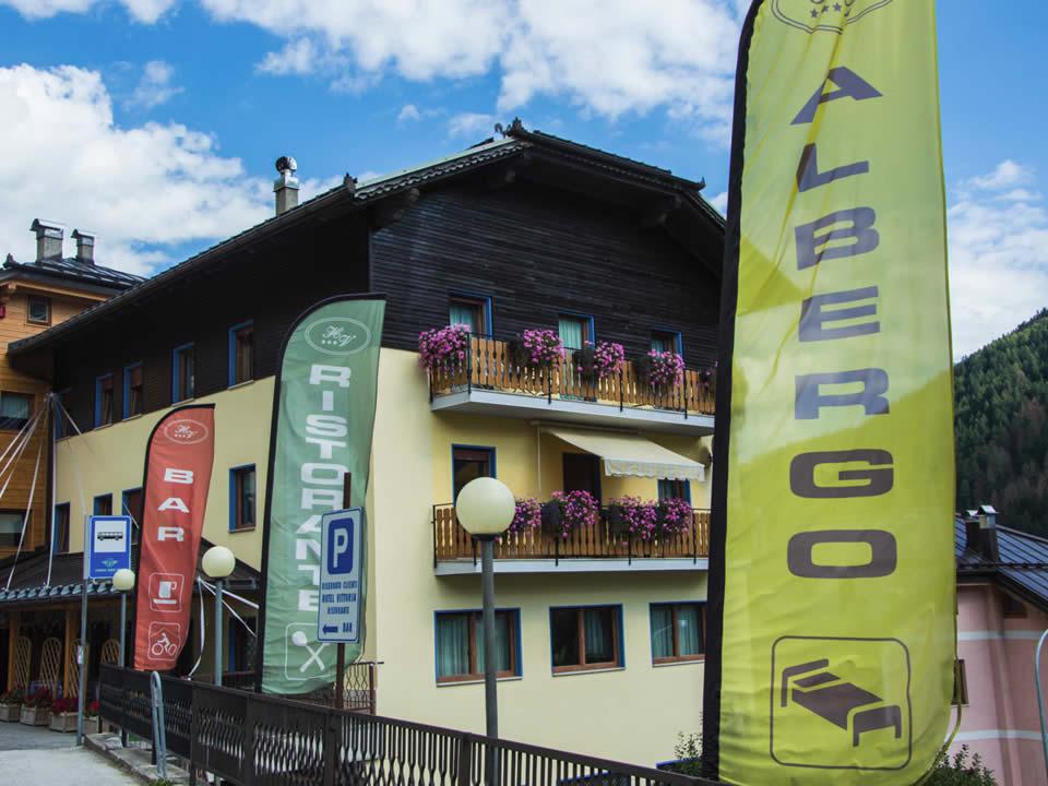 Hotel a Vermiglio in Val di Sole