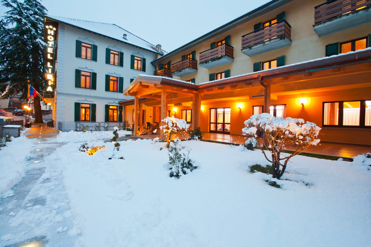 Hotel a Clusone (BG) rif 1139