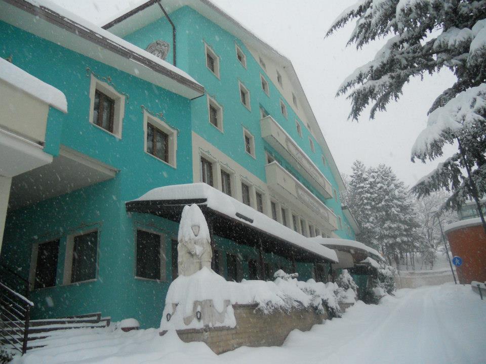 Hotel *** sul Gran Sasso Abruzzo rif. 1098