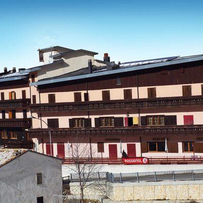 Hotel a Campo Felice in Abruzzo rif. 1018