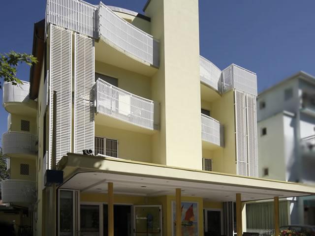Hotel a Riccione rif. 1140