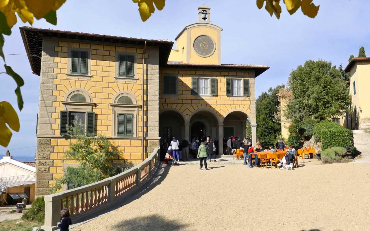 Casa vacanze in Toscana rif 1142