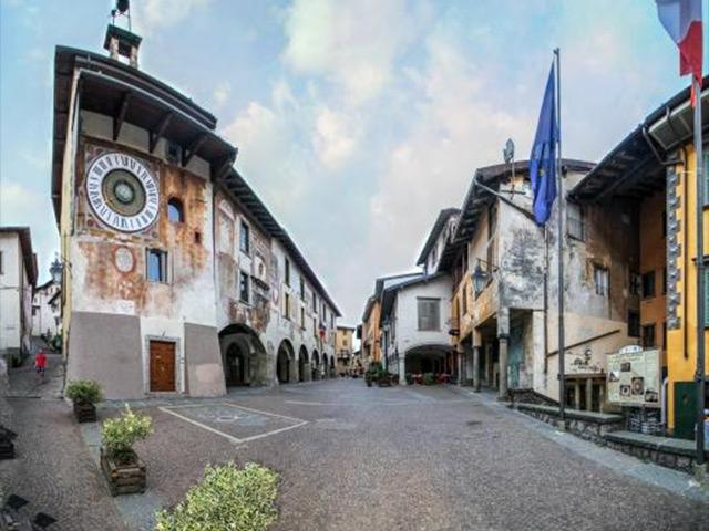 Clusone, piccola città con una grande storia alle spalle