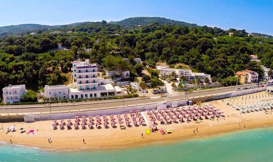 Hotel*** sul Gargano rif 1148