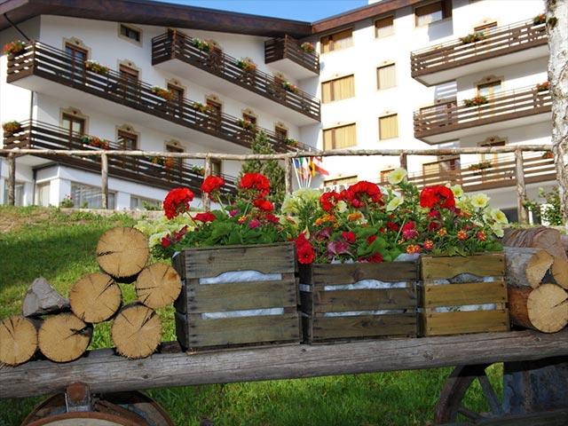 Hotel a Andalo – Trentino rif. 600