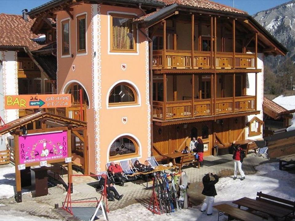 Hotel a Folgarida rif 721