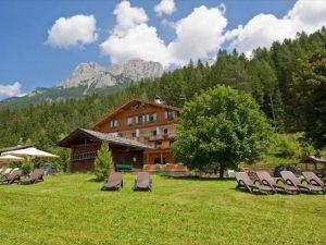 Hotel 3 stelle a Soraga Val di Fassa rif. 366