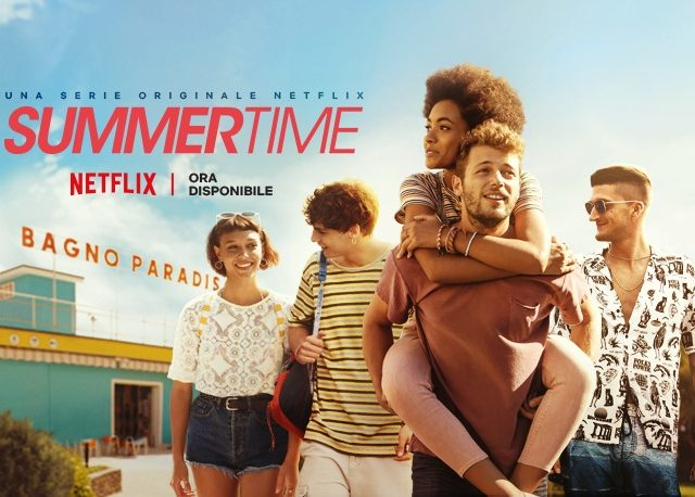 Summertime su Netflix,protagonista la costa romagnola.