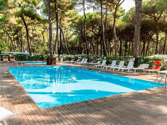 Villaggio camping e bungalow nel Parco del Delta del Po rif. 1063