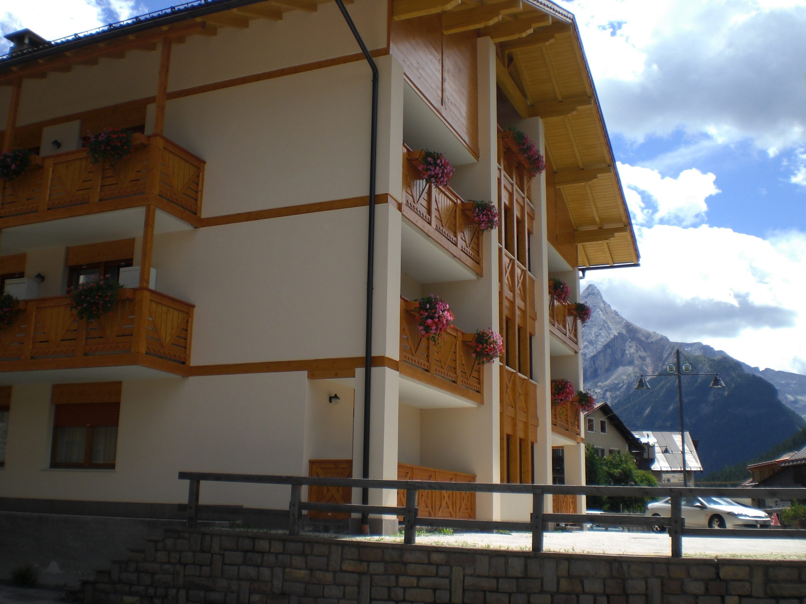 Appartamento a Canazei rif 1154