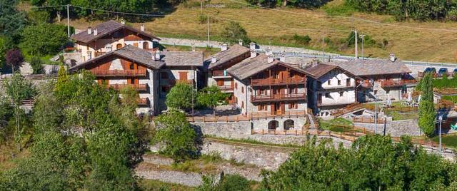 Appartamento ad Ollomont rif 1157-D