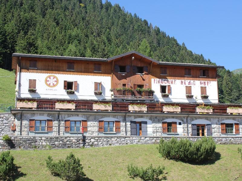 Casa per ferie in alta Val Brembana rif 1159