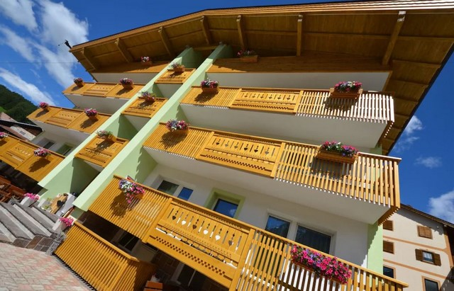 Appartamenti in Val di Fassa rif 1170