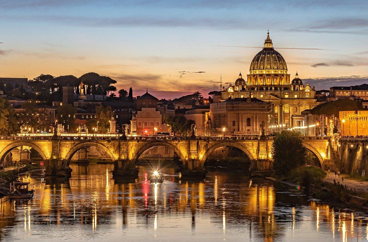 Roma e l'Anello Verde
