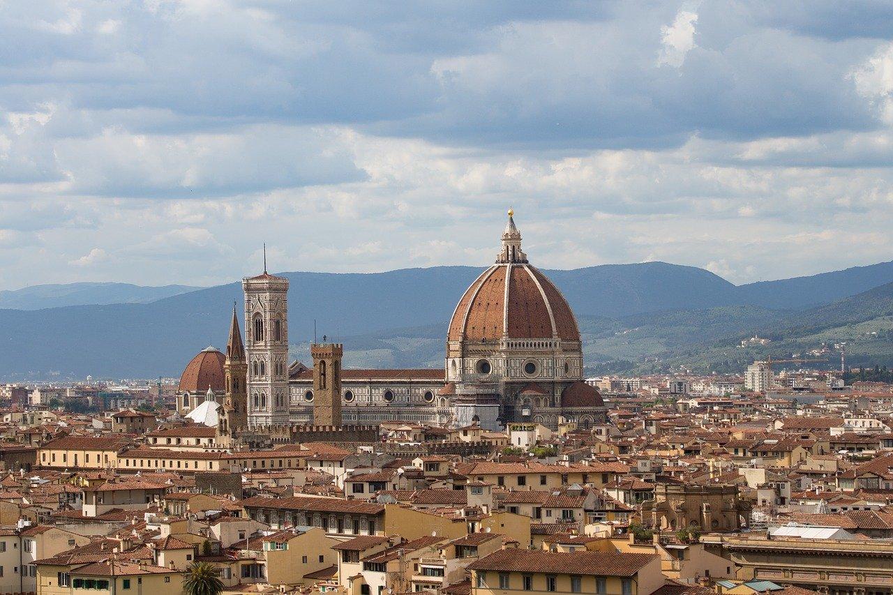 I lupi a Firenze