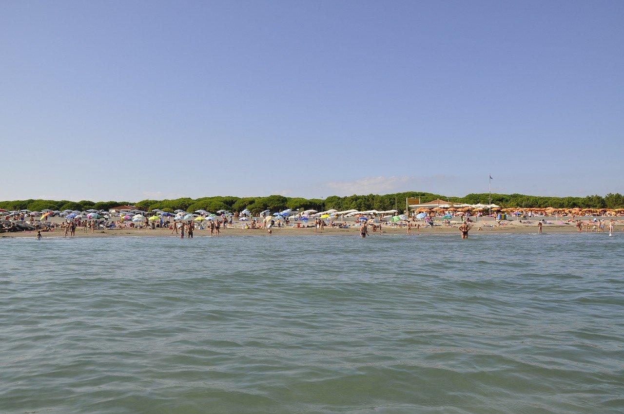 Progetto Spiagge Sicure a Eraclea.